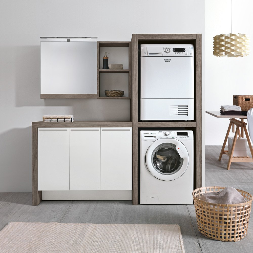 Mobili lavanderia | Dimensione Edilizia