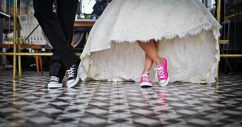Lista di nozze per la casa