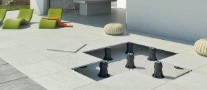 altri supporti per pavimenti sopraelevati